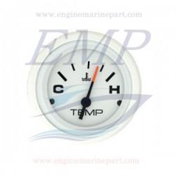 Indicatore temperatura acqua Flagship Plus white 60-200 F