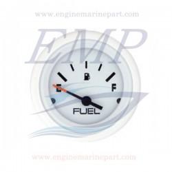 Indicatore livello carburante Flagship Plus white