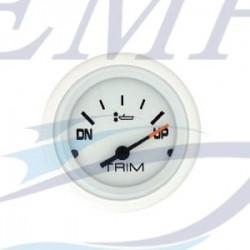Indicatore trim Flagship Plus white