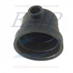 Cuffia scambiatore di calore Volvo Penta EMP 3580522