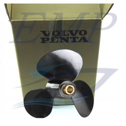 Elica 13 x 13 RH alluminio piede 100  Volvo Penta 813233
