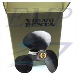 Elica 13 x 13 LH alluminio piede 100  Volvo Penta 813224