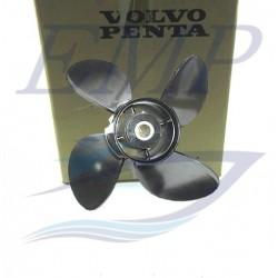 Elica 4 pale 14.5 x 17 LH alluminio piede SX Drive Volvo Penta 3587521