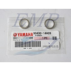 Guarnizione tappo olio motore ø 14,5 mm per Yamaha-Selva 90430-14M09