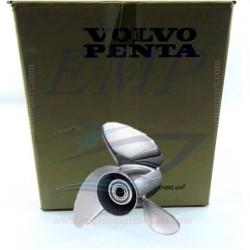 Elica 14.75 x 21 RH acciaio inox piede SX Drive Volvo Penta 3860709