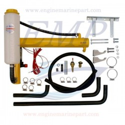 Kit scambiatore di calore Yanmar 3GM