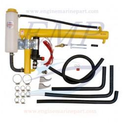 Kit scambiatore di calore Yanmar 3HM