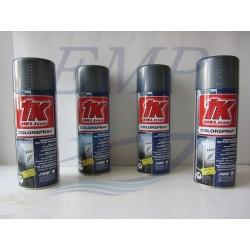 Vernice spray grigio metallizzato 94 Yamaha/Selva TK40098 / YMM-30400-GM