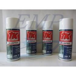 Vernice spray alluminio 40065