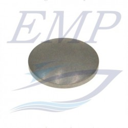 Tappi di espansione (zincati) Volvo Penta EMP 968955