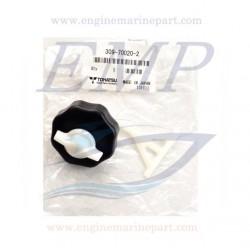 Tappo serbatoio benzina Tohatsu 309-70020-2, 3GP-70020-0