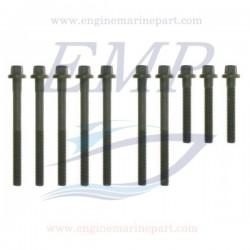 Kit bulloni testata Volvo Penta EMP 1326239, 1317761