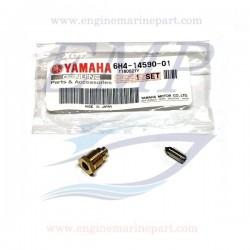 Spillo Conico Carburatore Yamaha, Selva 6H4-14590-01