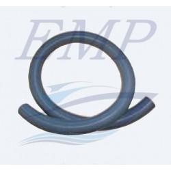Tubo in PVC grigio  spiralato