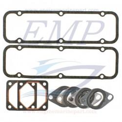 Kit guarnizioni per collettore di aspirazione e scarico Volvo Penta EMP 270766