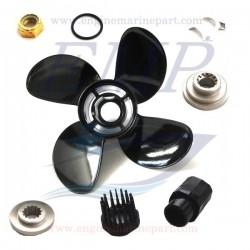 Elica 10.6 x 11 NEMESIS, Honda 4 pale alluminio
