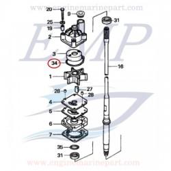 Guarnizione corpo pompa Honda 91356-ZW1-B00