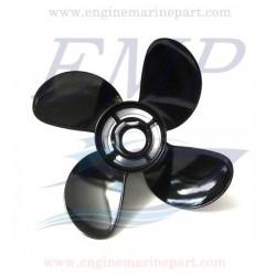 Elica 13.8 x 11, NEMESIS per motori Honda 4 pale in alluminio