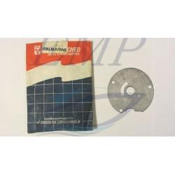 Piastrina in acciaio corpo pompa Johnson / Evinrude 0303866