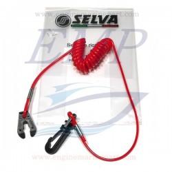 Laccetto di sicurezza motore Selva 1574020