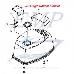 Tappo calandra grigio Mariner, 8518841