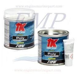 Stucco poliestere bicomponente  Poly Tk Line - 250 gr