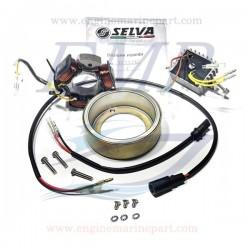 Kit di ricarica batteria Selva 1593110