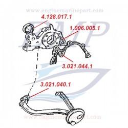 Pompa olio 1366cc  FNM...