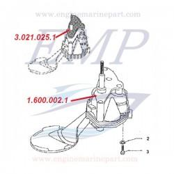 Pompa olio ribassata1366cc  FNM 1.006.002.1