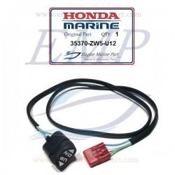 Pulsante trim scatola comandi Honda 35370-ZW5-U12