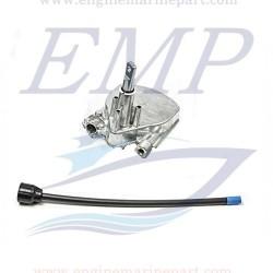 "Timoneria meccanica Safe ""T"" QC Teleflex reclinabile  tilt SH91523"