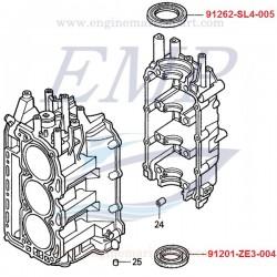 Paraolio albero motore Honda 91262-SL4-005