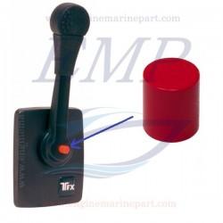 Pulsante rosso di sblocco per scatola telecomandi Teleflex 700SS