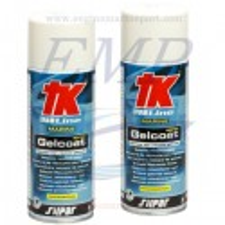 Gelcoat spray bianco sporco 40304