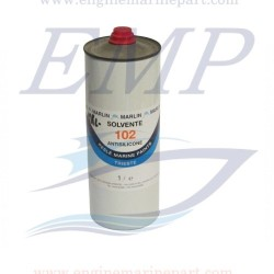 Antisilicone Marlin 102 - 1 Lt