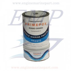 Primer epossidico Marlin Primepox rosso ossido- 1 Lt