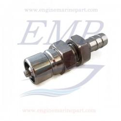Raccordo tubo carburante 8 mm lato motore Mercury, Mariner 853736