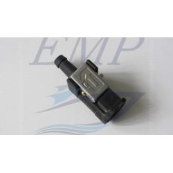 Raccordo tubo carburante 8 mm lato serbatoio Yamaha, Selva  62Y-24305-06