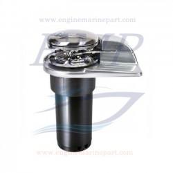 Verricello elettrico salpancora Quick Cristal 600 12v catena diam. 6