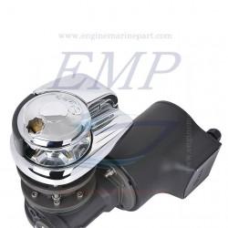 Verricello elettrico salpancora  Quick Aster 700 12v catena diam. 6