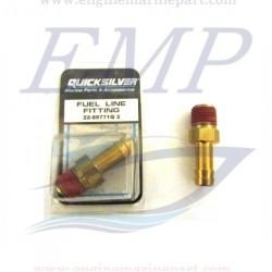 Portagomma da 1/4 npt diam. 10 mm