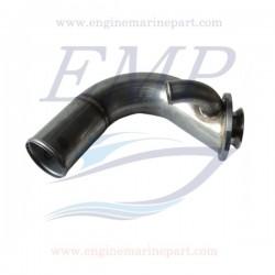 Riser di scarico 2387cc 10V con invertore FNM 1.015.022.1