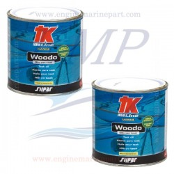 Olio per teak senza solventi Woodo Tk Line - 750ml