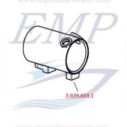 Carcassa scambiatore di calore FNM 3.039.010.1