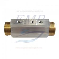 Scambiatore di calore gasolio Volvo Penta EMP 40005787, 23485230
