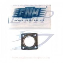 Guarnizione basamento turbocompressore 1910cc FNM 3.021.206.1