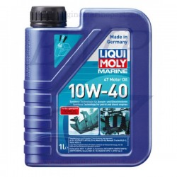 Olio motore 10W-40 4T Liqui Moly 1LT 25012