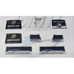 Adesivo Mercruiser Seacore 898290A14