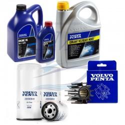 kit tagliando 5.0 GXI Volvo Penta