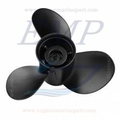 Elica 14 1/2x19, Black Diamond 3 pale,  Johnson, Evinrude, OMC EMP 0391201